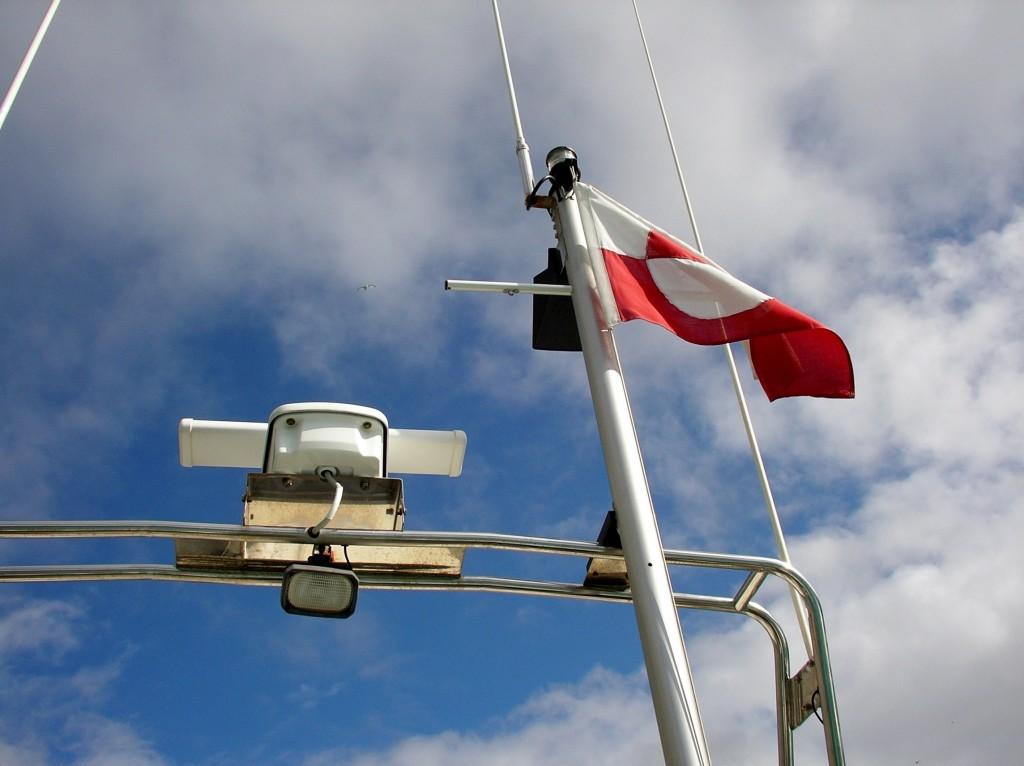 Grønlands flag