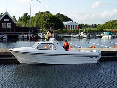 Bundmaling båd