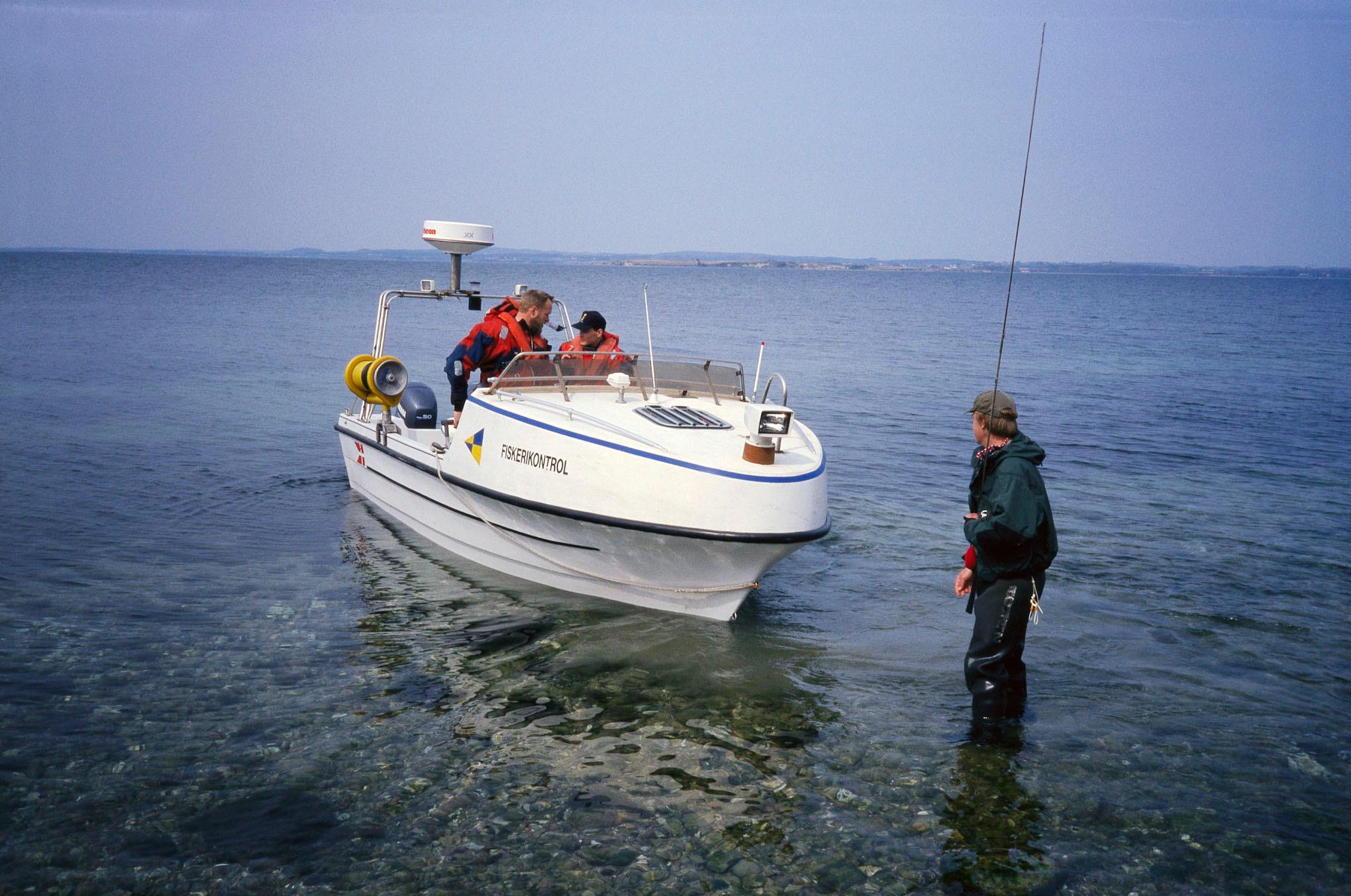 Fiskerikontrol